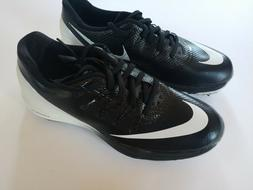 NEW Nike Women's Lunar Control 4 Golf Shoes Black White size