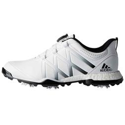 NEW WOMEN'S ADIDAS ADIPOWER BOOST BOA GOLF SHOES WHITE F33