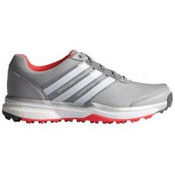 NEW WOMEN'S ADIDAS ADIPOWER SPORT BOOST 2 GOLF SHOES ONIX
