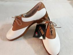 NEW Womens Etonic Dri-Tech Classic Comfort Golf Shoes Size 7