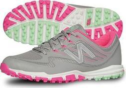 NEW Womens New Balance Minimus Golf Shoes - NBGW1006 - Grey/