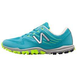 NEW Womens New Balance Minimus NBGW1006BL Golf Shoes Blue /