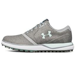 NEW Womens Under Armour Performance SL Sunbrella Golf Shoes