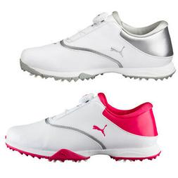 NEW Womens PUMA PG Blaze DISC Waterproof Golf Shoes - Pick S