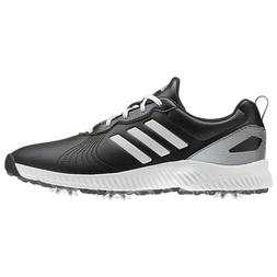 NEW WOMEN'S ADIDAS RESPONSE BOUNCE GOLF SHOES BLACK/WHITE/