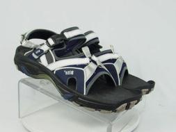 NEW BITE XTENSTION 3 Men 10 Blue White Golf Sandals Shoes