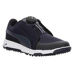 NEW Youth Puma Grip Sport Junior Jr DISC Golf Shoes Peacoat