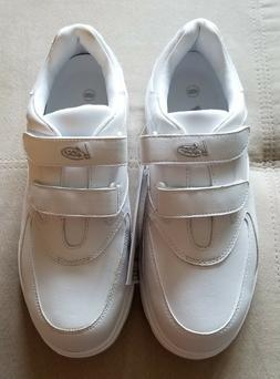 NIB - BITE - All-Weather Velcro Men's Golf Shoes - Size 8 -