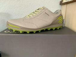 "NIB MEN ECCO GOLF SHOES/FOOTWEAR ""CAGE PRO"" CONCRETE GREY EU"