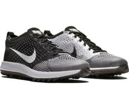 Nike Flyknit Racer G Oreo Black White 909756-001 New Men's G