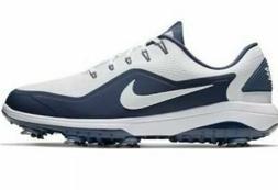 Nike React Vapor 2 Men's Golf Shoes BV1135 100 White Metalli