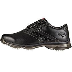 Callaway 2017 X Nitro PT Waterproof Mens Spikes Golf Shoes-L