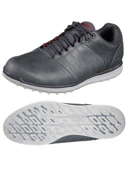 NWT MEN'S SKECHERS GO GOLF ELITE 2 LX SPIKELESS 54503 CHARCO