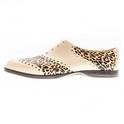 BIION Patterns Golf Shoes 2016 Leopard Medium Mens 4/Ladies
