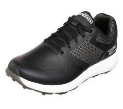 Skechers Performance GoGolf Spike-less Golf Shoes Black Whit