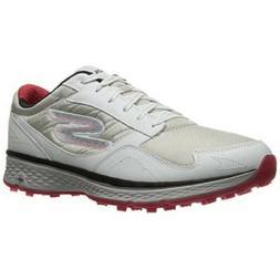 Skechers Performance Men's Go Golf Fairway Golf Shoe, White/