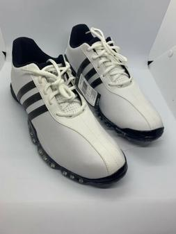 ADIDAS Powerband Grind Golf Shoes Cleats Traxion Mens 10.5 W