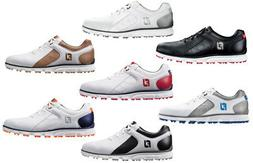FootJoy Pro SL Golf Shoes 2018 Spikeless Waterproof Leather