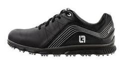 pro sl golf shoes 53273 black white