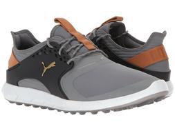 Puma PWRSPORT Golf Shoes 2018 Quiet Shade/Gold/Black 190583