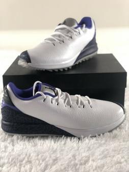 RARE Jordan ADG Dark Concord Cement Golf Shoes Size 9.5 AR79