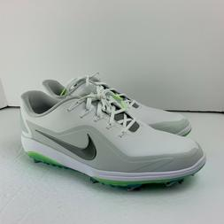 Nike React Vapor 2 Golf Shoes White Green Glow BV1135-103 Me
