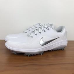 Nike React Vapor 2 Golf Shoes White Metallic Gray BV1135-101