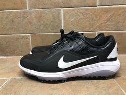 Nike React Vapor 2 Mens Golf Shoes Black White BV1138-001 Wi