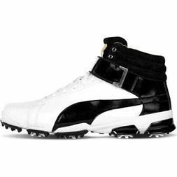 Puma Rickie Fowler Ignite Hi-Top Junior JR kids Golf Shoes 1
