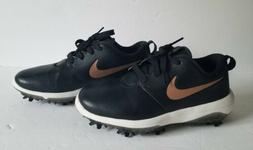 Nike Roche G Tour NEW Womens AR5581-001 Black Copper Golf Sh