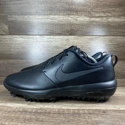 Nike Roche G Tour Triple Black AR55080-007 Men's Cleats si