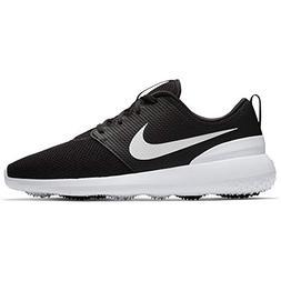 Nike Men's Roshe G Golf Shoe Black/White Size 11 M US