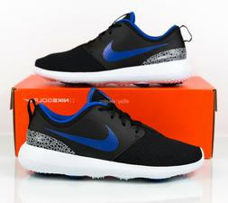 Nike Roshe G Golf Shoes Blue Cement Black AA1837-005 Men's S