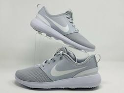 NIKE Roshe G Golf Shoes Mens Pure Platinum / White | AA1837-