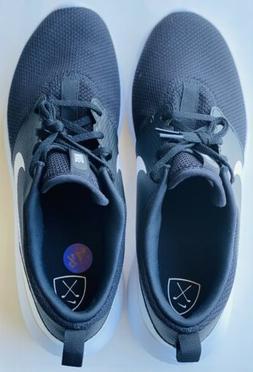 Nike Roshe G Golf Shoes Sneaker Black White AA1837-001 Men's