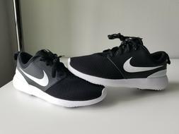 Nike Roshe G Golf Shoes Sneakers Mens Size 11.5 Black White