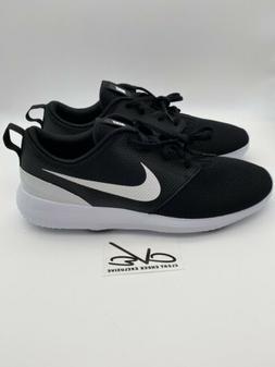 Nike Roshe G Men's Spikeless Golf Shoes size 13 Black White