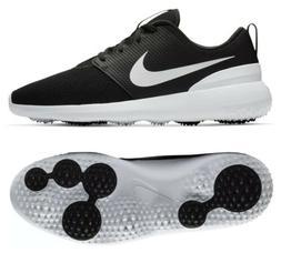 Nike Roshe G Spikeless Golf Shoes Retail $80 Black/White AA1