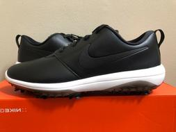 Nike Roshe G Tour Golf Shoes Black White AR5580-001 Size 8-1