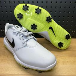 Nike Roshe G Tour Golf Shoes Pure Platinum Volt AR5580-002 M