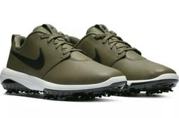 Nike Roshe G Tour Golf Shoes Spikes Men's Olive Black Rory A
