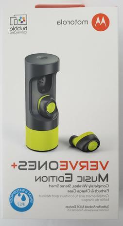 07edfcbf555 Motorola SH010AL VerveOnes+ Music Edition Completely Wireles