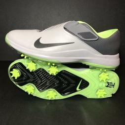 Size 11.5 Mens Nike Tiger Woods TW 2017 Golf Shoes Grey Gree