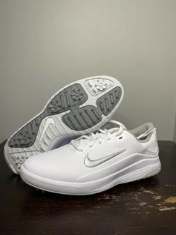 Size 8.5 - NIKE Vapor Golf Shoes White Silver Women FITSOLE