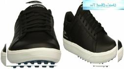 Skechers Men's Drive 4 Golf Shoe 10 Wide, Black/Blue