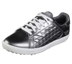 Skechers Women's Drive 4 Spikeless Waterproof Golf Shoe