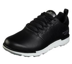Sketchers GO GOLF Elite V.3 Golf Shoes Black/White - 10 NEW