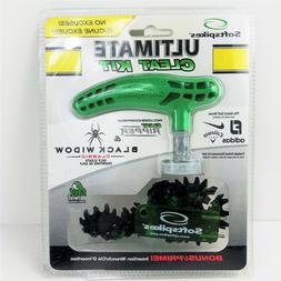 Softspikes Ultimate Cleat Kit, Black Widow