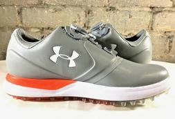 Under Armour Spikeless Golf Shoes Womens Size 6 Gray UA Boa