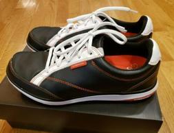 Ashworth Spikeless Golf Shoes Womens Sz 8, Youth Sz 6-6.5 Bl